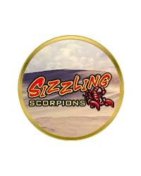 Thrilling View Of Sizzling Scorpions